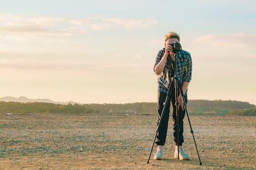 Základová fotografie zdarma na téma denní, focení, fotoaparát, hřiště