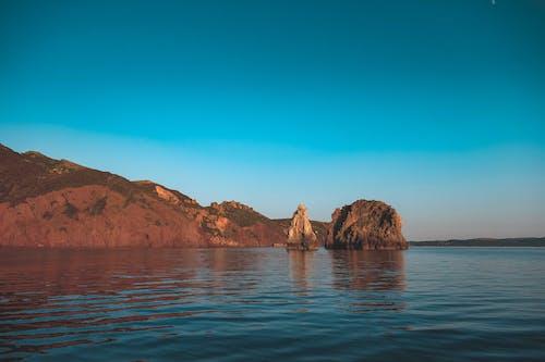 ada, deniz, deniz kıyısı içeren Ücretsiz stok fotoğraf