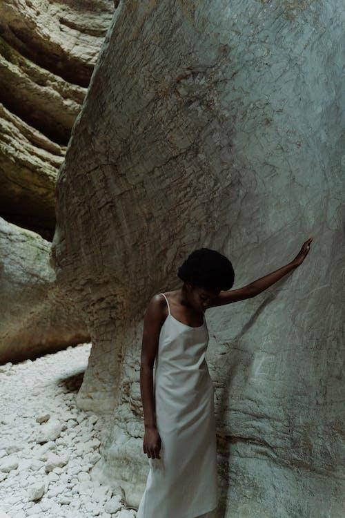 Free stock photo of adult, caucasus, cave