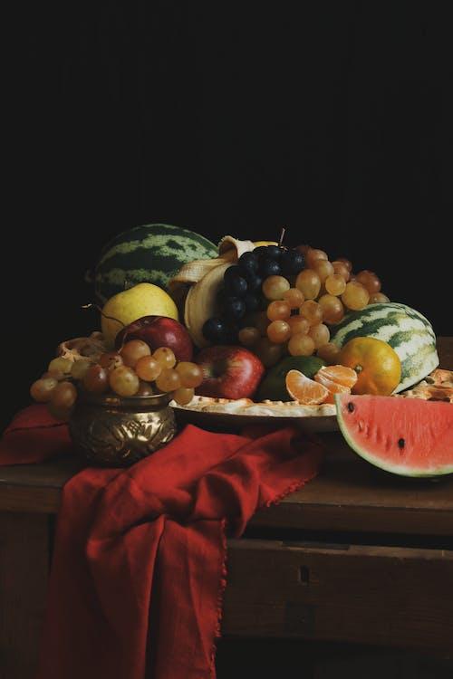 Kostenloses Stock Foto zu früchte, kunst, kunstatelier