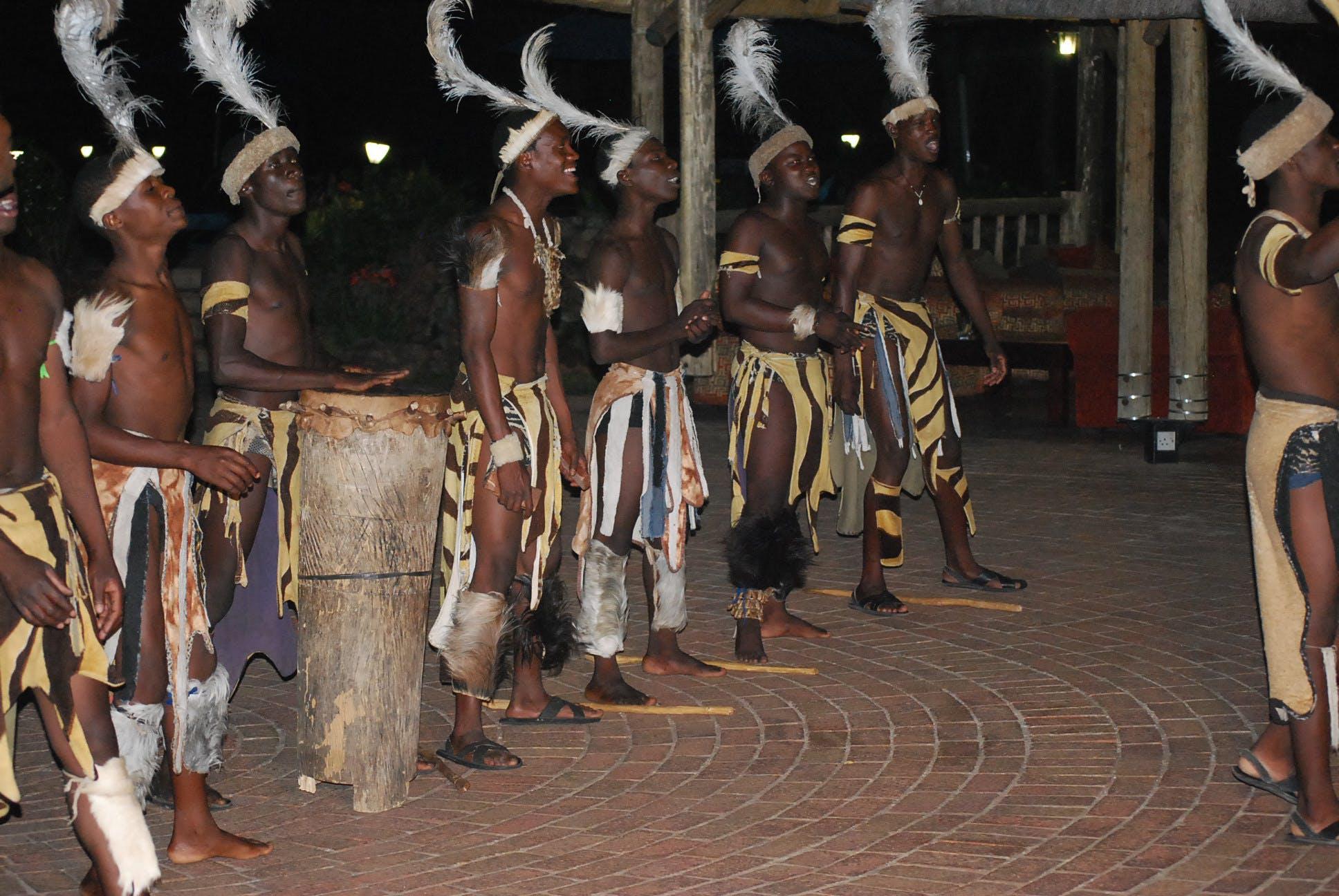 Gratis lagerfoto af zimbabwes dansere