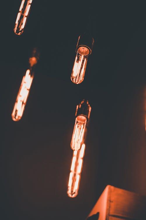 Fotos de stock gratuitas de atractivo, bombillas, calor, ciencia