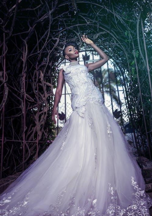 abiye elbise, açık hava, cazibe içeren Ücretsiz stok fotoğraf
