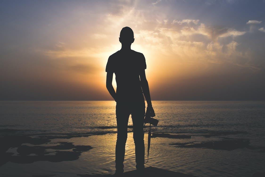 Бесплатное стоковое фото с вода, восход, живописный