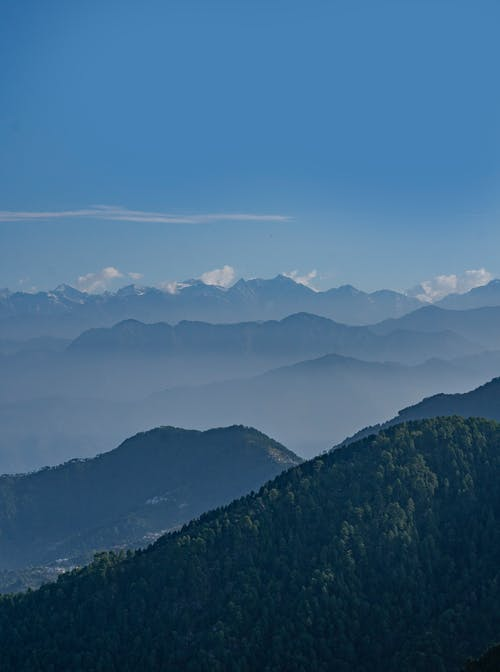 Free stock photo of climb, dawn, fog