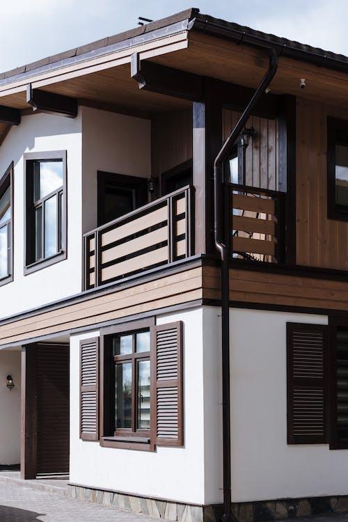 Kostenloses Stock Foto zu architektur, braun, draußen
