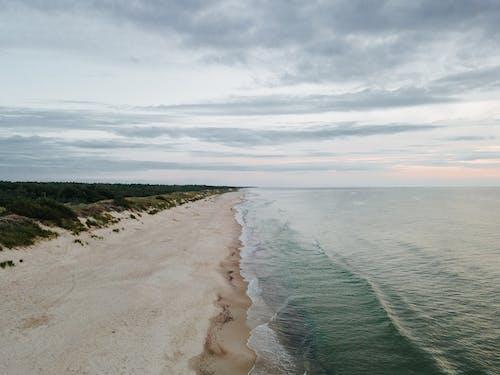 Foto profissional grátis de água, areia, beira-mar