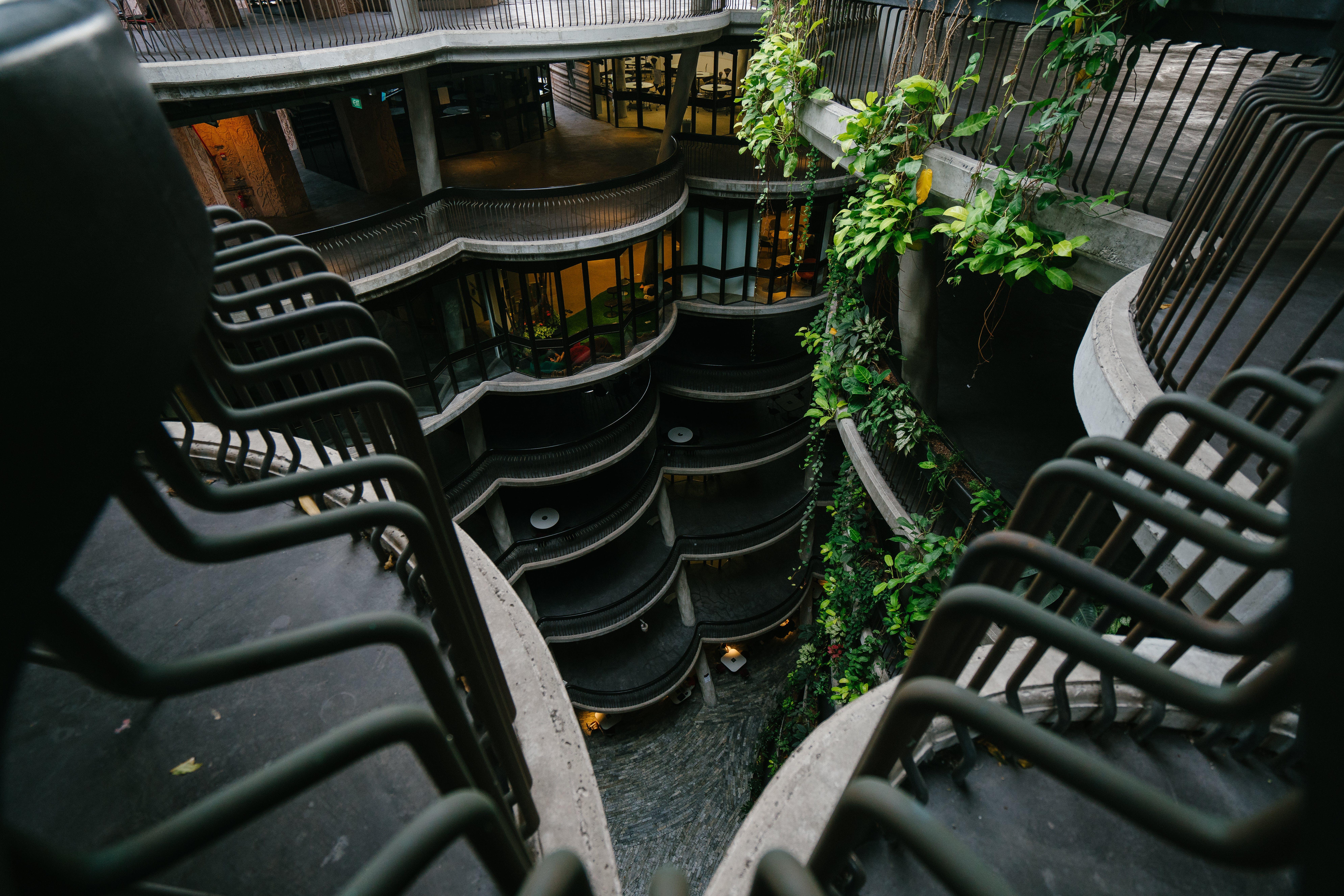 Fotobanka sbezplatnými fotkami na tému architektúra, Ázia, budova, čierna