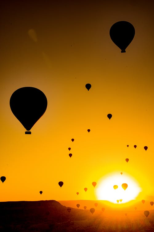 Free stock photo of adventure, air, balloon