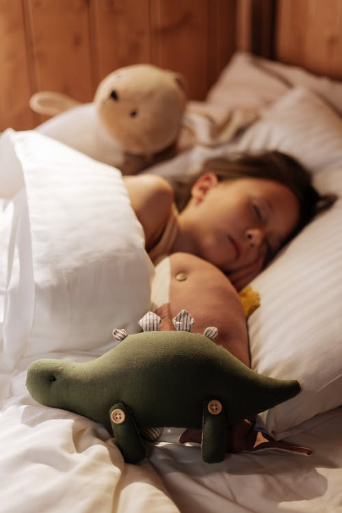 Free stock photo of bedroom, childhood, copyspace