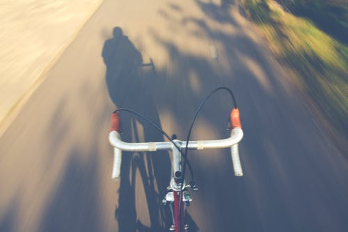 Free stock photo of bicycle, bike, brakes
