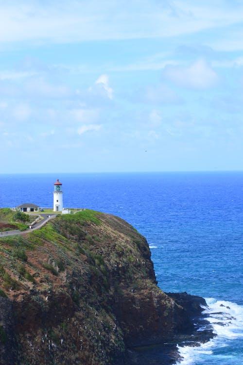 Ảnh lưu trữ miễn phí về đại dương, Hawaii, ngọn hải đăng