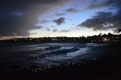 Ảnh lưu trữ miễn phí về bờ biển, Hawaii, Hoàng hôn