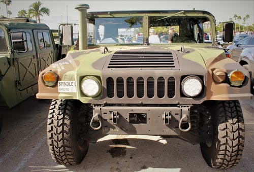Free stock photo of automotive, automotives, military