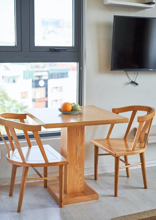 Foto profissional grátis de cadeiras, casa, chato