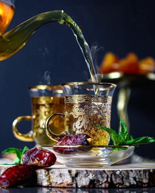 Foto profissional grátis de bebida, bule, bule de chá