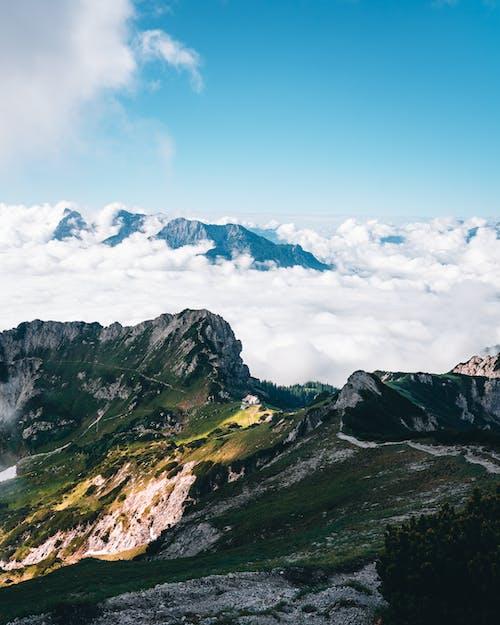 Δωρεάν στοκ φωτογραφιών με rock, ακραίο έδαφος, βουνά