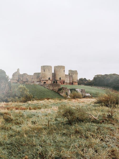 Immagine gratuita di abbandonato, antico, architettura