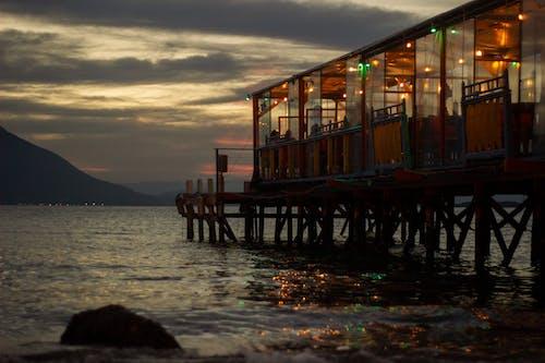 Free stock photo of beach, bistro, brasil