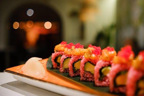 Foto profissional grátis de alimento, comida, comida japonesa