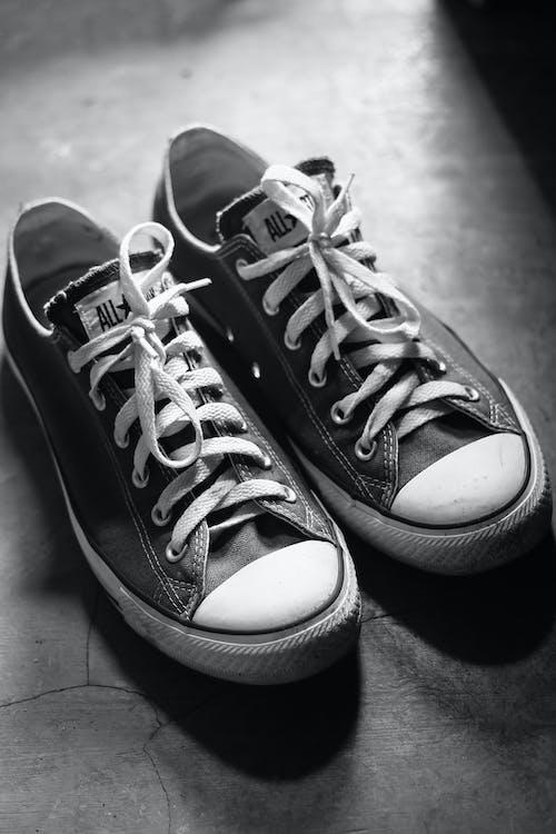 Pair of Converse