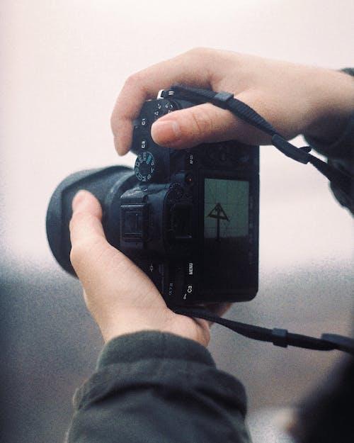 Darmowe zdjęcie z galerii z aparat, część, dorosły