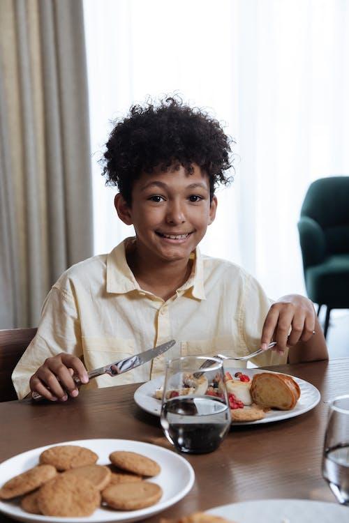 Ảnh lưu trữ miễn phí về bánh quy, bữa ăn sáng, cái nĩa
