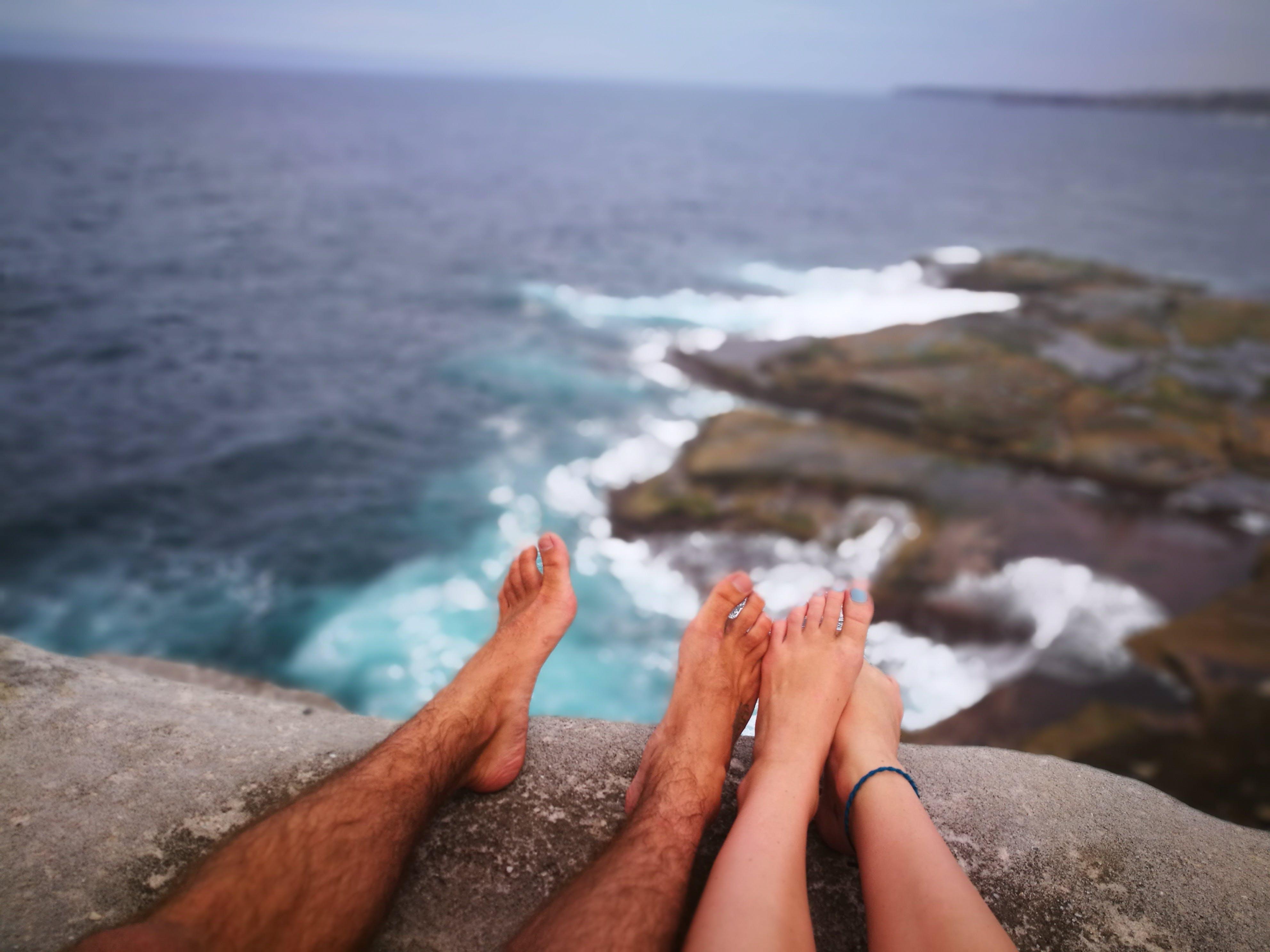 Human's Feet