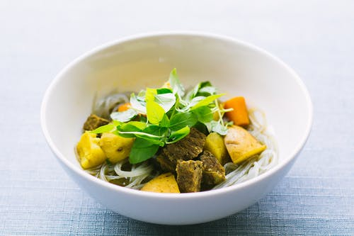 Kostnadsfri bild av lunch, mat, pho, vietnames