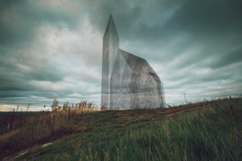 Transparent Digital Visualization of Church in Fields