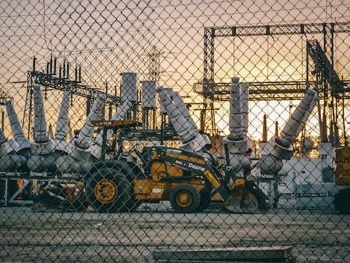 Foto profissional grátis de aço, ameaça, barreira