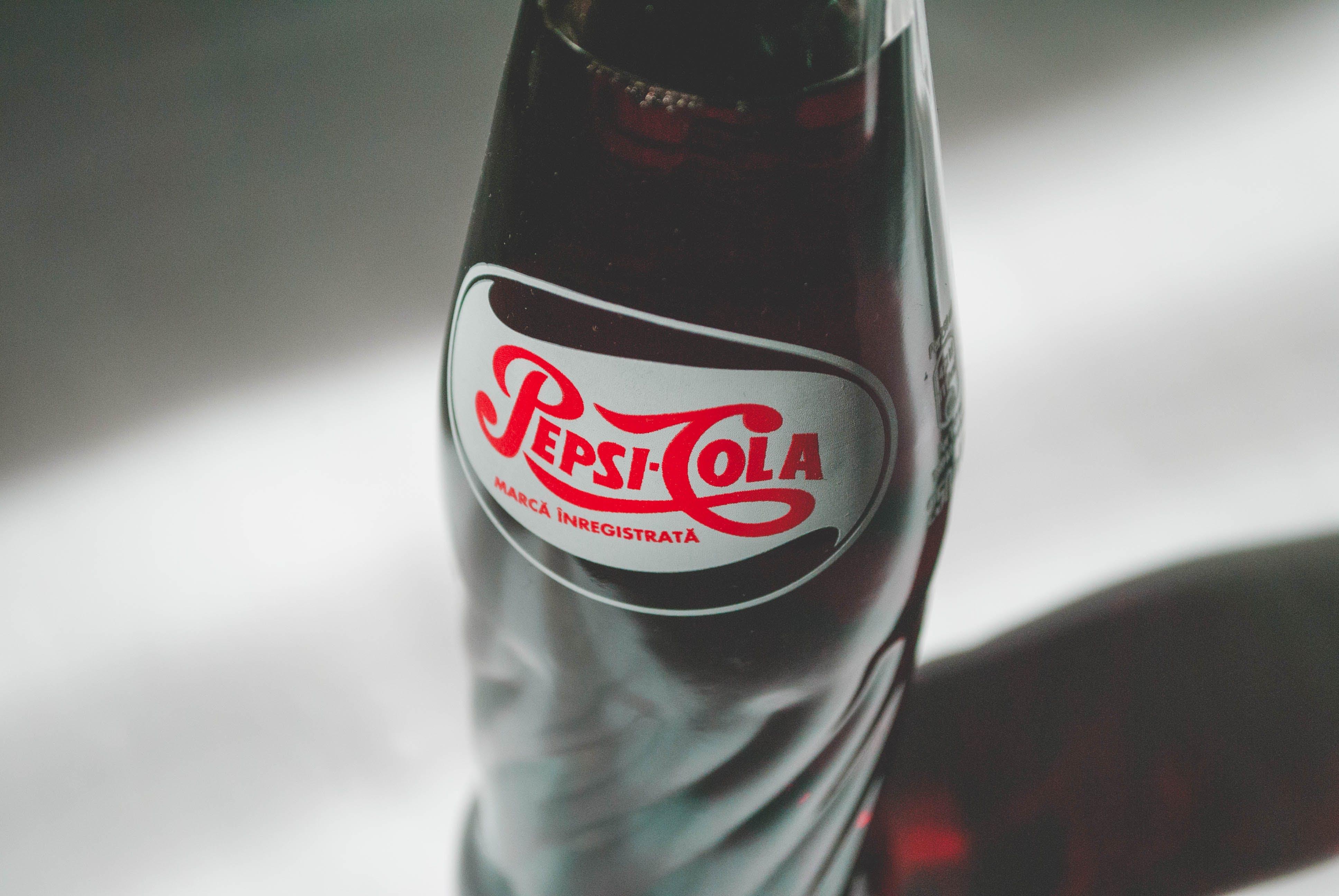 Pepsi-cola Bottle