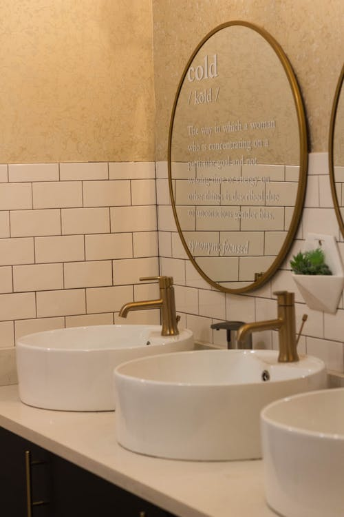 Kostenloses Stock Foto zu architektur, badezimmer, drinnen