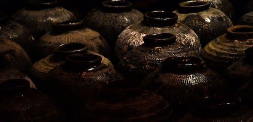Immagine gratuita di barattolo di vino, disposizione, età, leggero