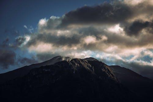 açık hava, akşam, bulut içeren Ücretsiz stok fotoğraf