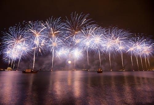 Firework Show at Night