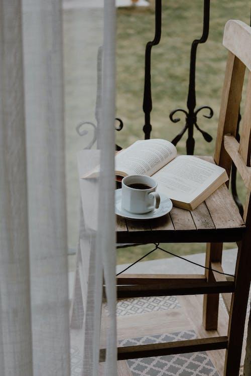Imagine de stoc gratuită din balcoane, balcon, cafeaua de dimineață