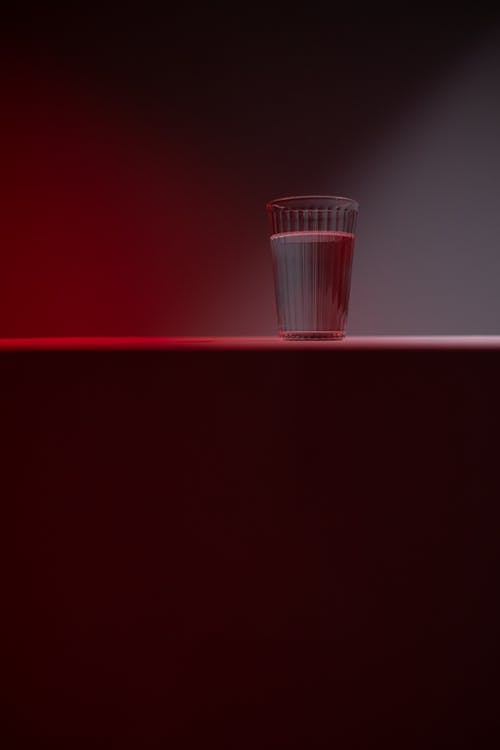 Free stock photo of copyspace, glass of water, indoors