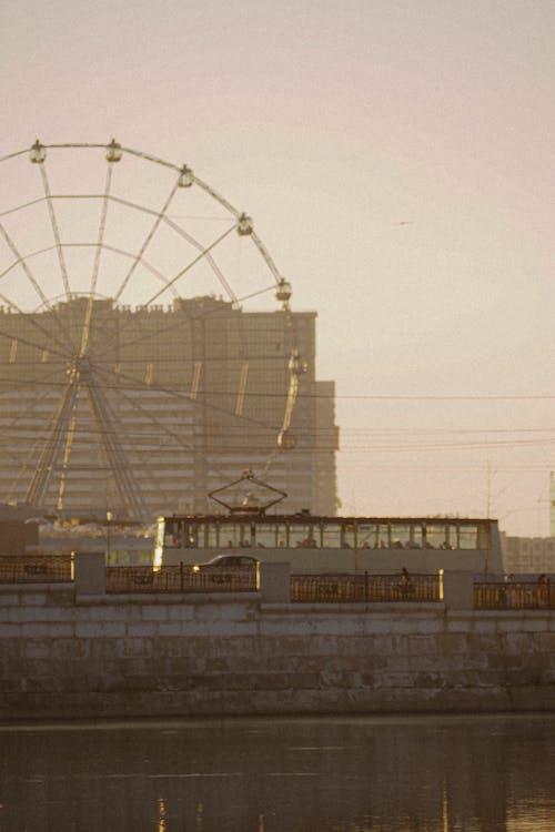 Бесплатное стоковое фото с вид сбоку, восход, дорожное движение