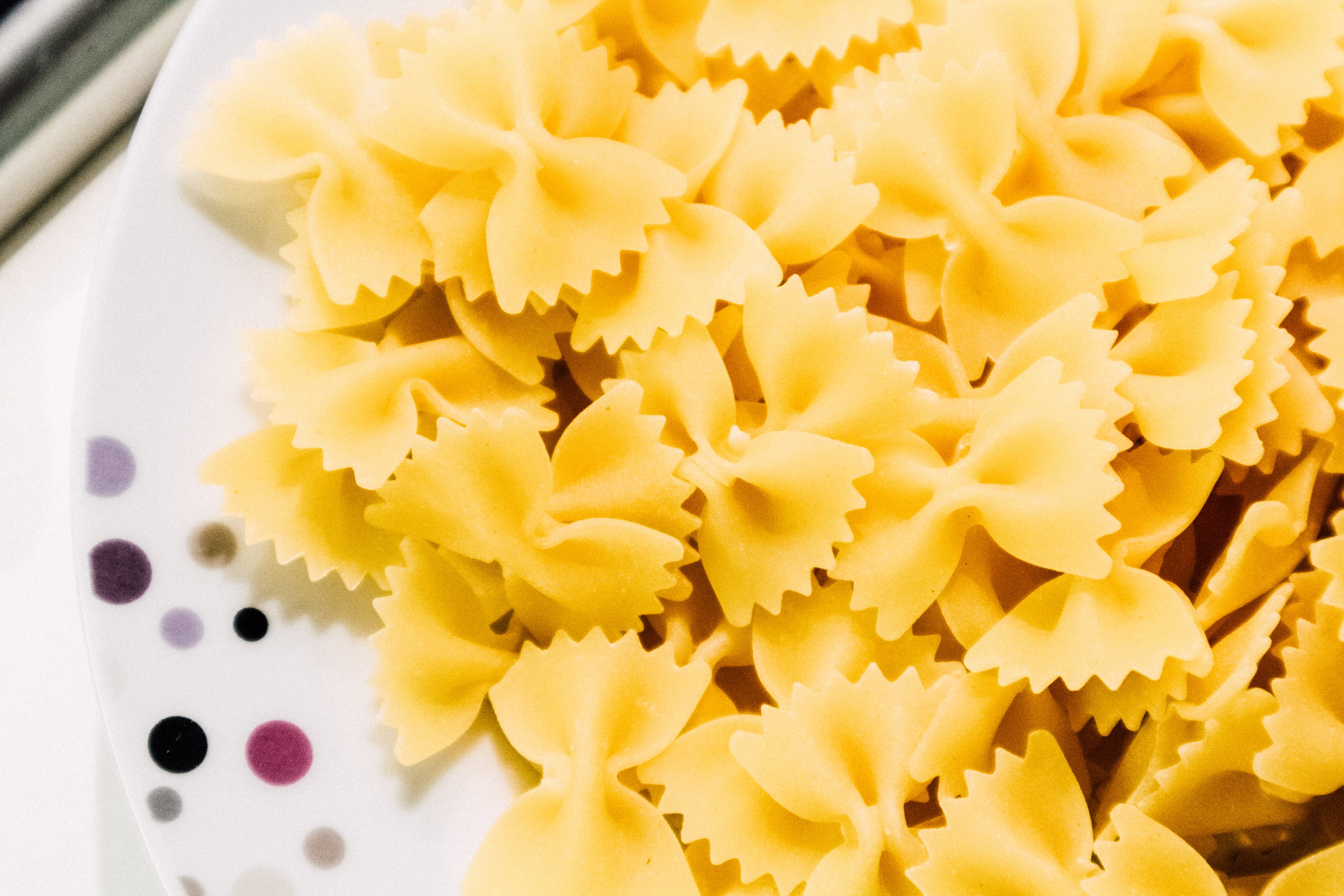 Yellow Ribbon Pasta