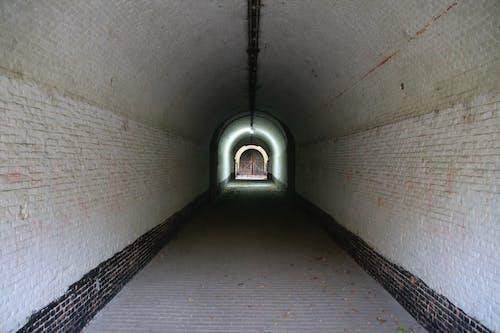 Immagine gratuita di tunnel, vista su tunnel