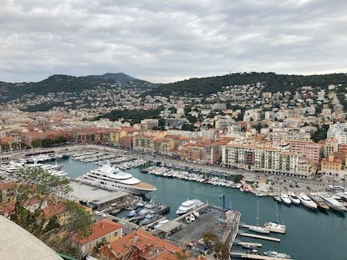 Free stock photo of city, france, harbor