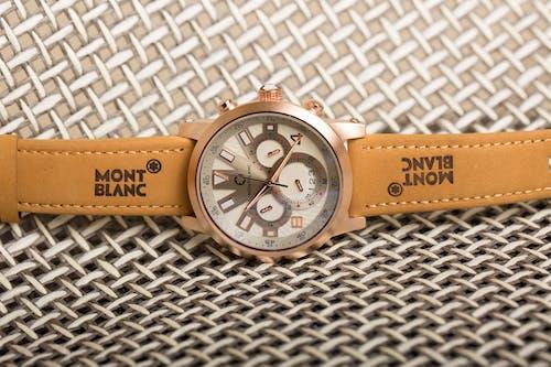 A Mont Blanc Chronograph Wristwatch