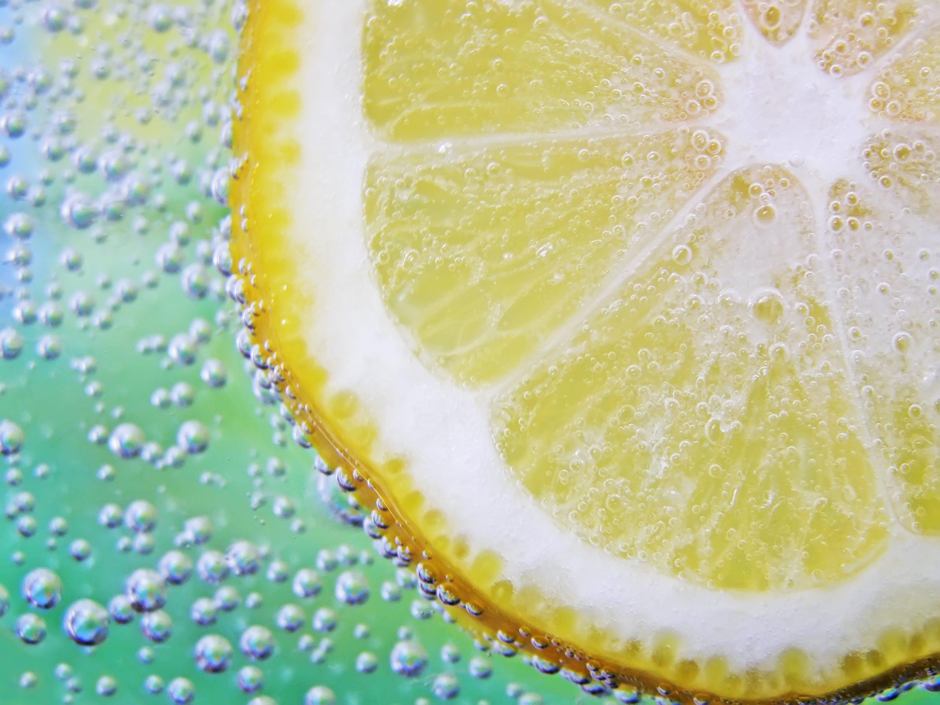 Gratis stockfoto met citroen, citron, close-up, eten
