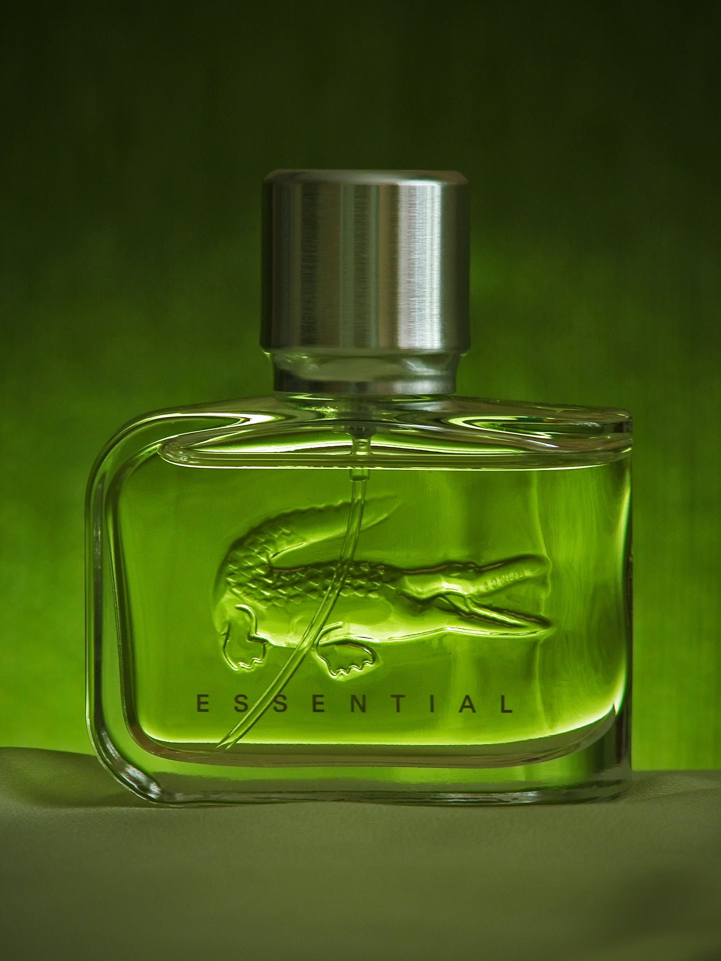 Lacoste Essential Fragrance Bottle
