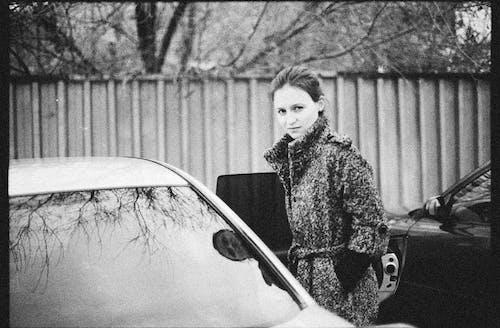 겨울, 반사, 블랙 앤 화이트의 무료 스톡 사진