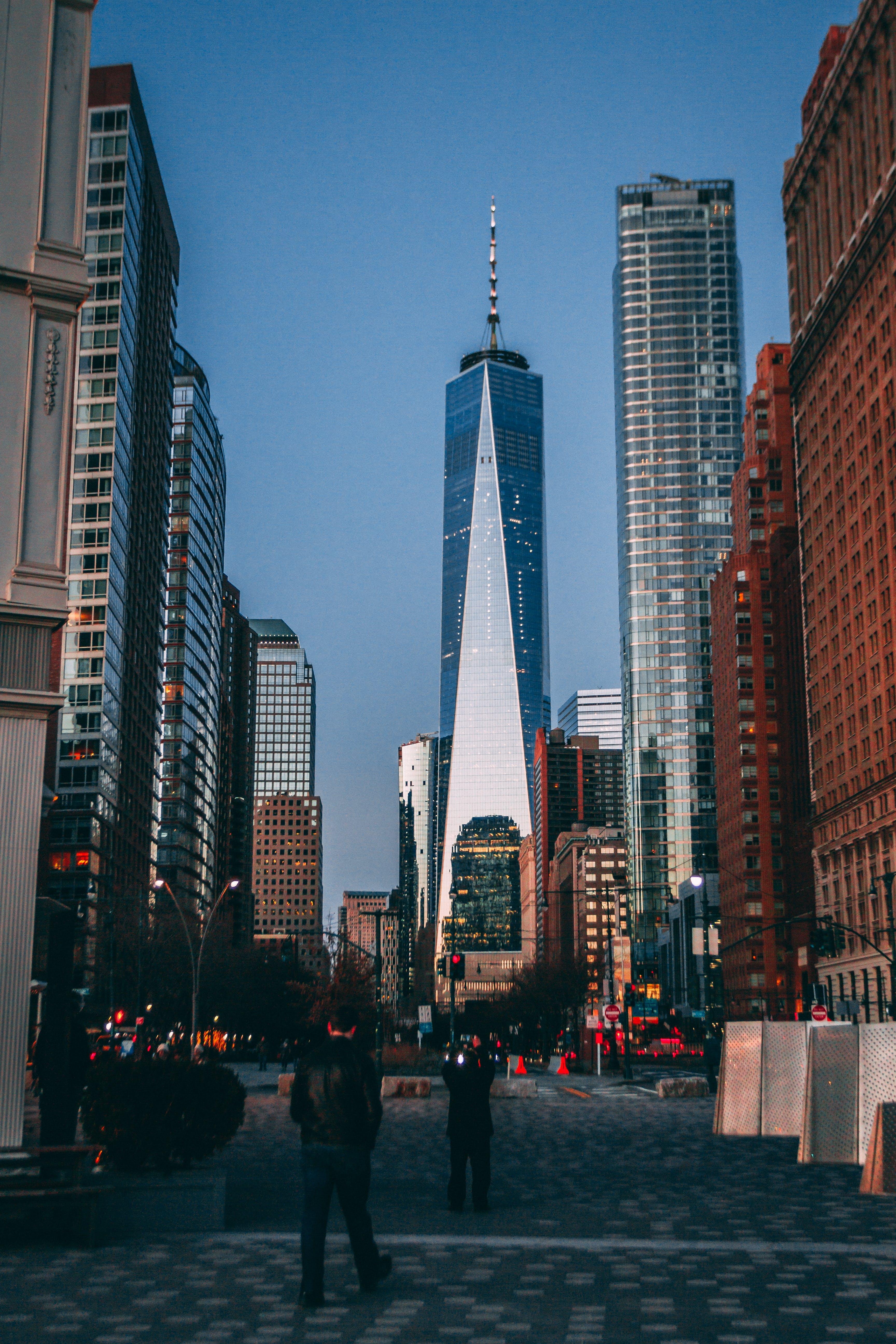 High Rise Building Under Blue Sky