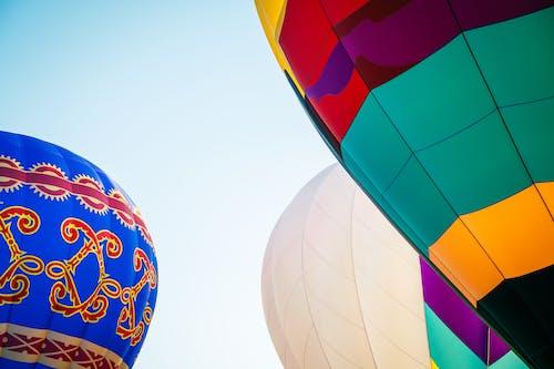 Darmowe zdjęcie z galerii z baloniarstwo, balony, balony powietrzne
