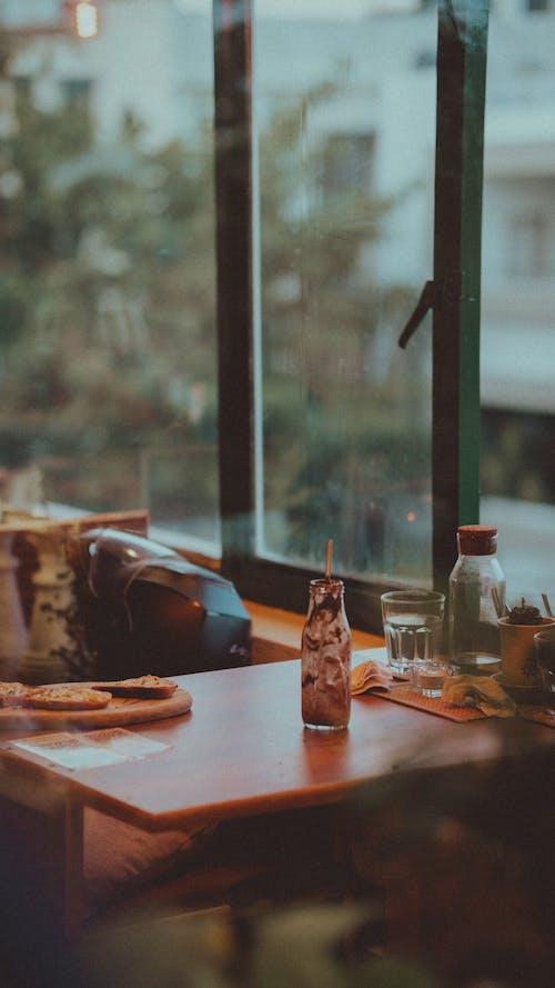 咖啡店, 喝, 多色的 的 免费素材图片