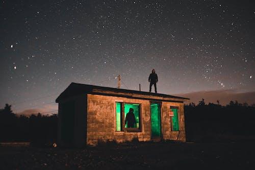 Ảnh lưu trữ miễn phí về ánh sáng, đêm, gạch